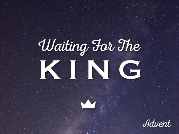 Waiting With Joy Image